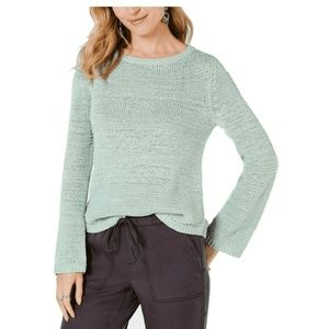 Style&Co Large Mint Ice Pullover Sweater 4AB41